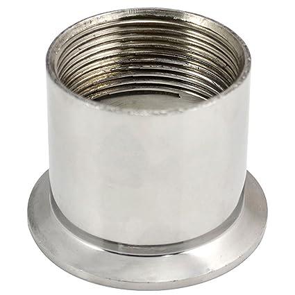 16204120001 DIN 6331 mit Bund 50 Stk 10 Sechskantmuttern M12 Stahl