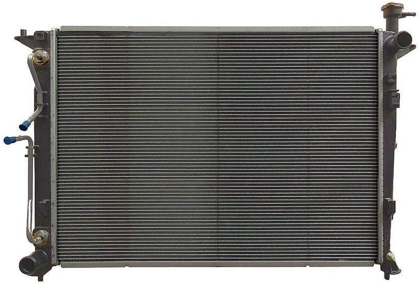 Amazon Com Sunbelt Radiator For Kia Sorento 13520 Automotive