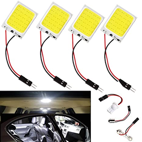 Amazon.com: Everbright Super Blanco COB LED Panel de la ...