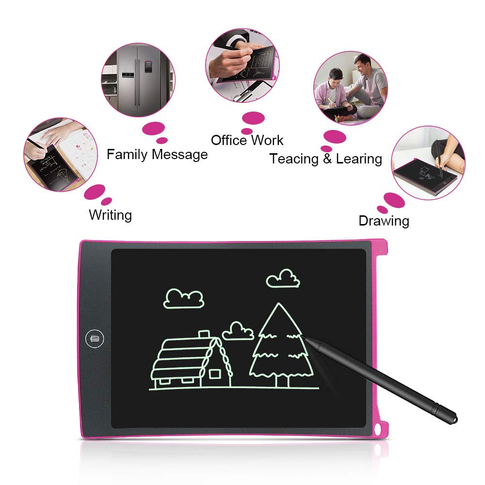 Teaisiy LCD Writing Drawing Tablet for Kids Best Gifts