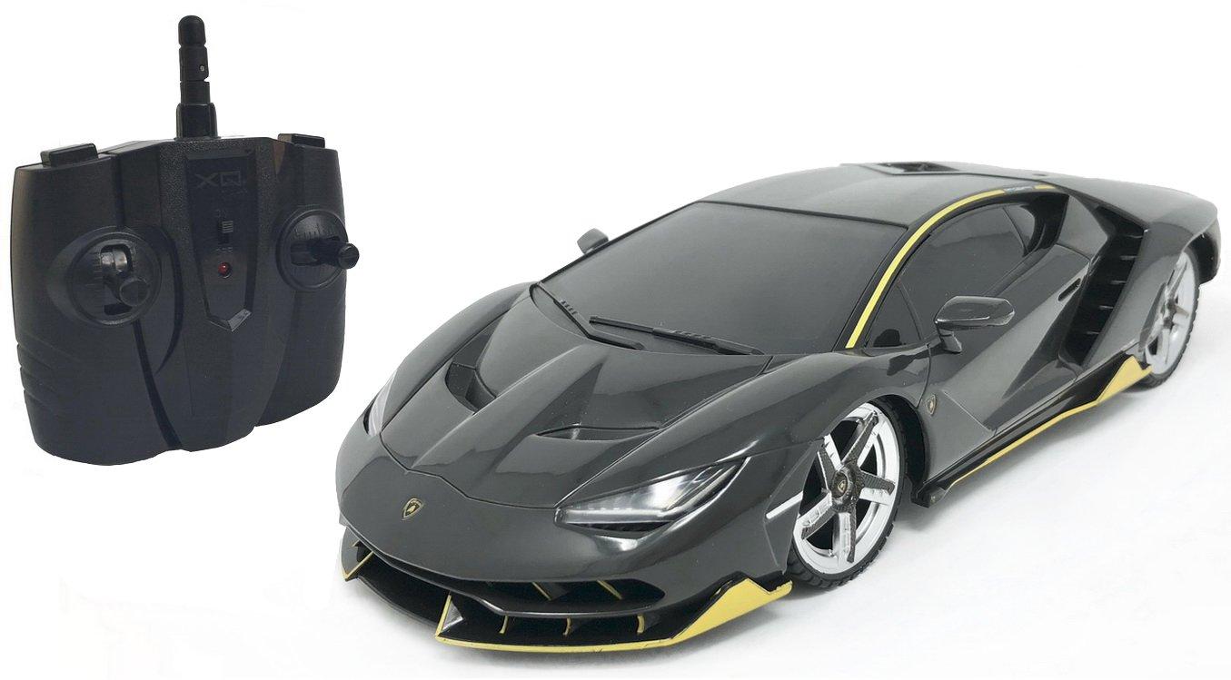 Amazon Com 2 4ghz 1 18 Scale Lamborghini Centenario Radio Remote