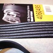 Continental OE Technology Series 4060295 6-Rib 29.5 Multi-V Belt 29.5 Multi-V Belt Continental ContiTech GYB4060295