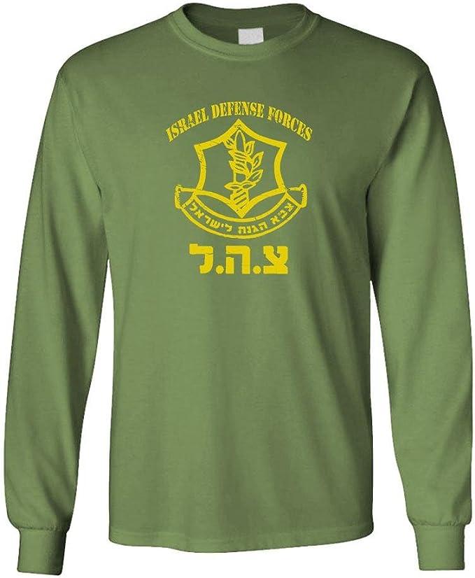 Israel Givati Brigade T-Shirt Israeli Army Military IDF Defense forces  SZ S-5XL