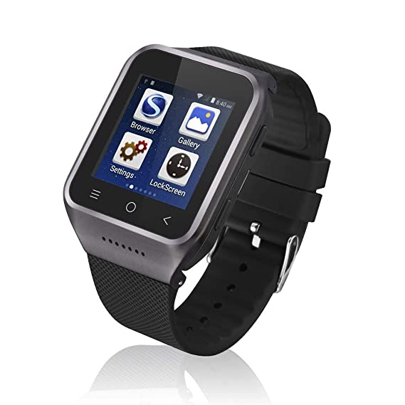 Amazon.com: Suimeito Sport Smart Watch WiFi GPS 3G Smallest ...