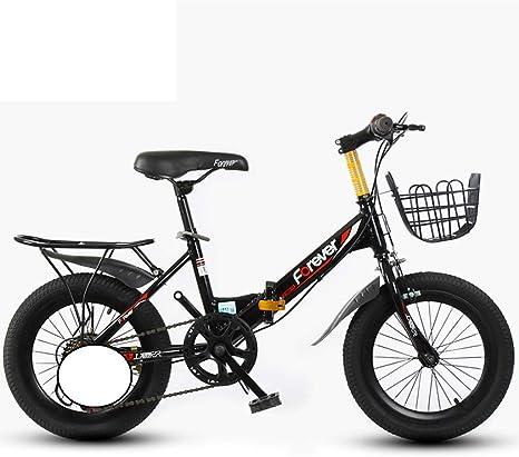 Bicicleta de montaña para niños 16 Pulgadas Bicicleta de 20 ...