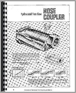 Amazon com: Char-Lynn Power Steering Service Manual