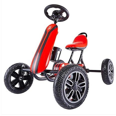Yinger Auto Fitness Biciclette A Quattro Ruote Moto Auto Bambino