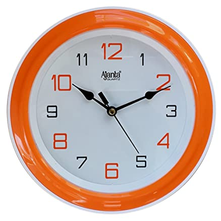 ajanta small fancy and designer wall clock for home and office