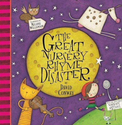 The Great Nursery Rhyme Disaster [Hardcover]