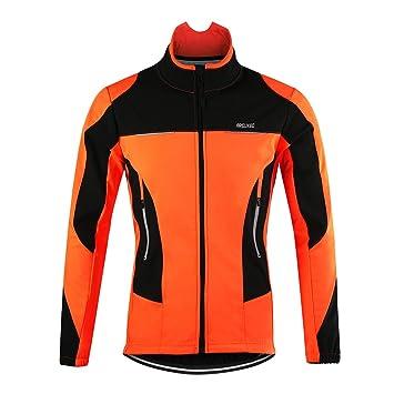 agsy invierno al aire libre Sportswear chaqueta cortavientos ...
