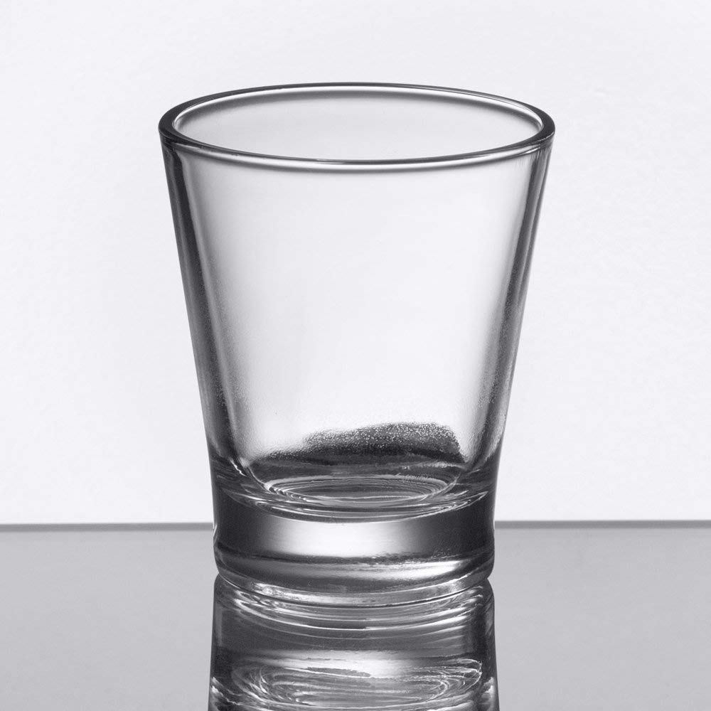 TableTop King 3 oz. Dessert/Espresso Shot Glass - 12/Case