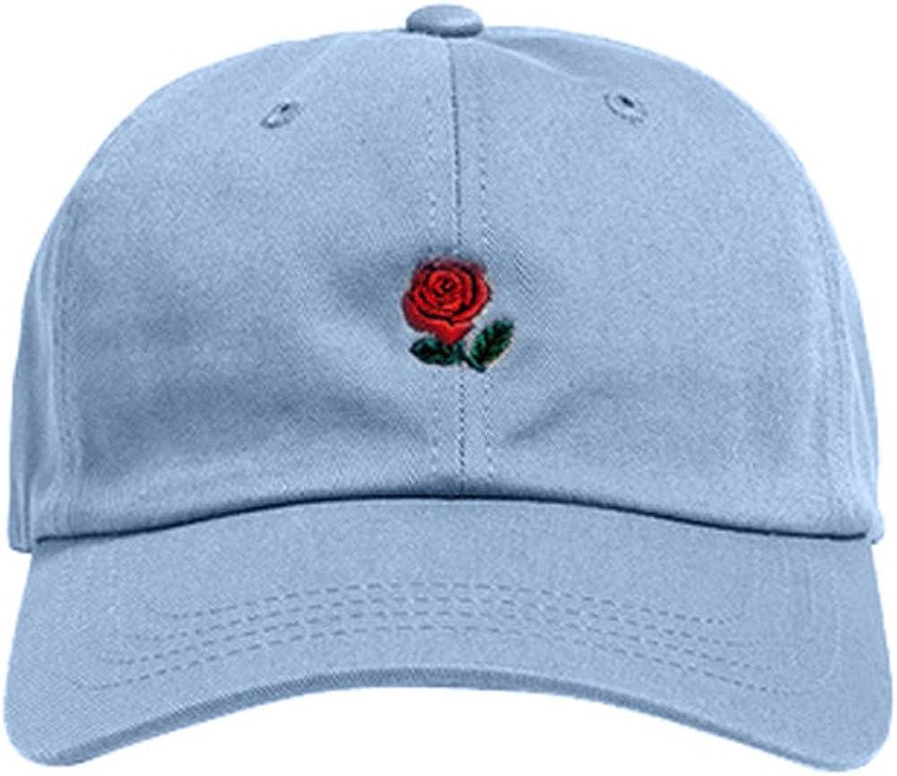 GREFER Hats Boys Rose...