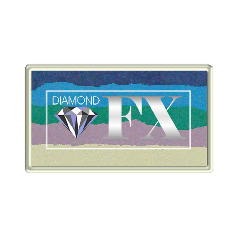 Diamond FX 28 gm Split Cake / One Stroke Face Paint ~ Blueberry Hill (RS30-11) 4336854128