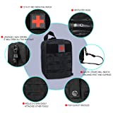 First Aid Kit Emergency Storage Bag to Roll Bar for Jeep Wrangler JK CJ TJ All Models Survival Rescue Case Tools Bags