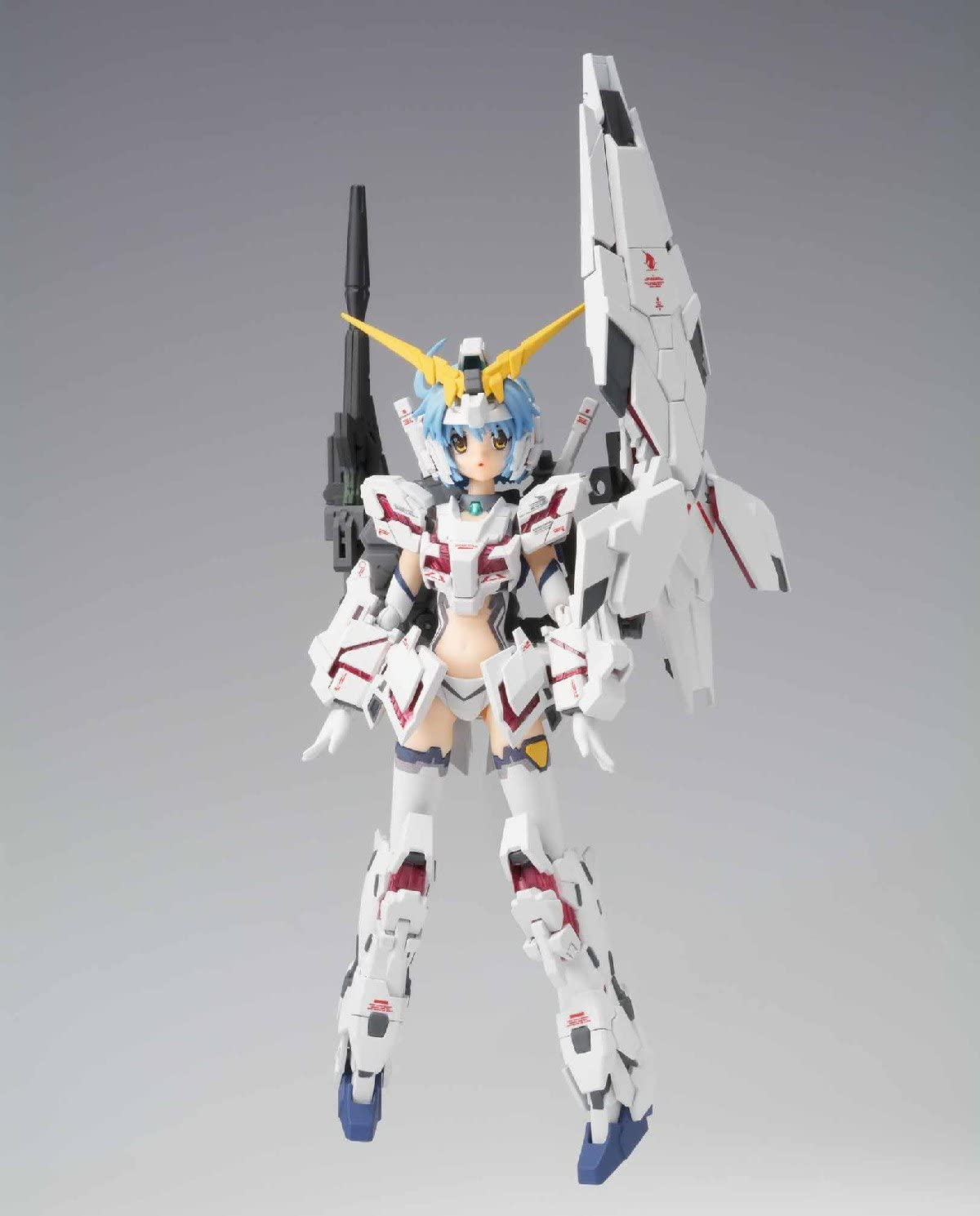 NUOVO ROBOT SPIRITS FULL ARMOR Unicorn Gundam Unicorn modalità action figure BANDAI