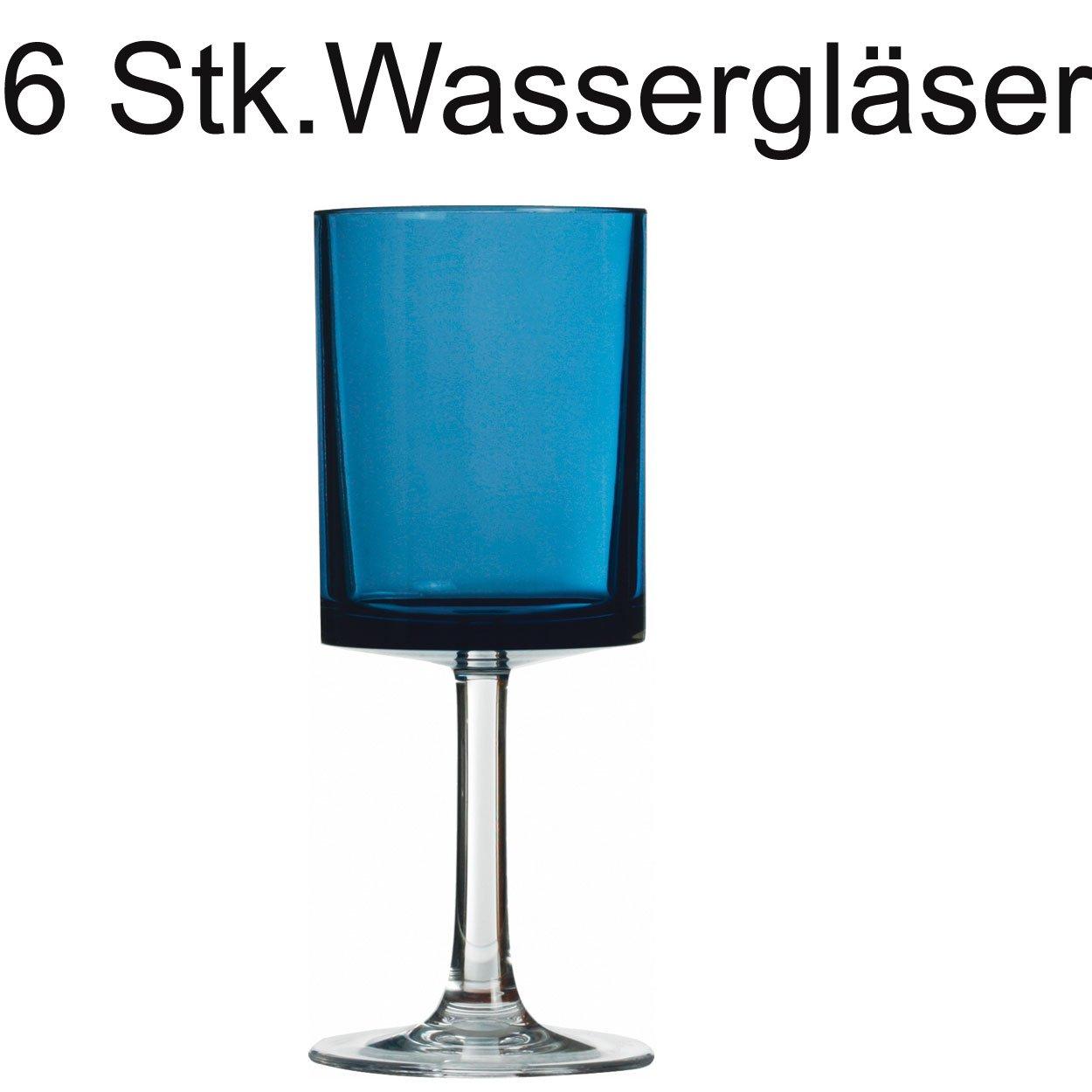 Marine Geschäft Wassergläser 6 tlg. Columbus von Stiefelshop in Bad Ischl