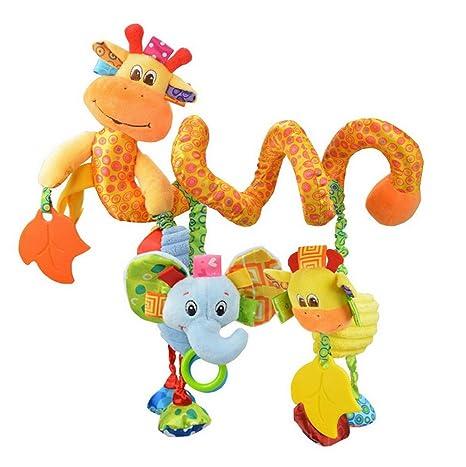 Actividad Infantil Bebé Cama Espiral Y Cochecito Juguete Actividad Espiral Juguetes Colgantes Cochecito Juguetes Carrito Asiento