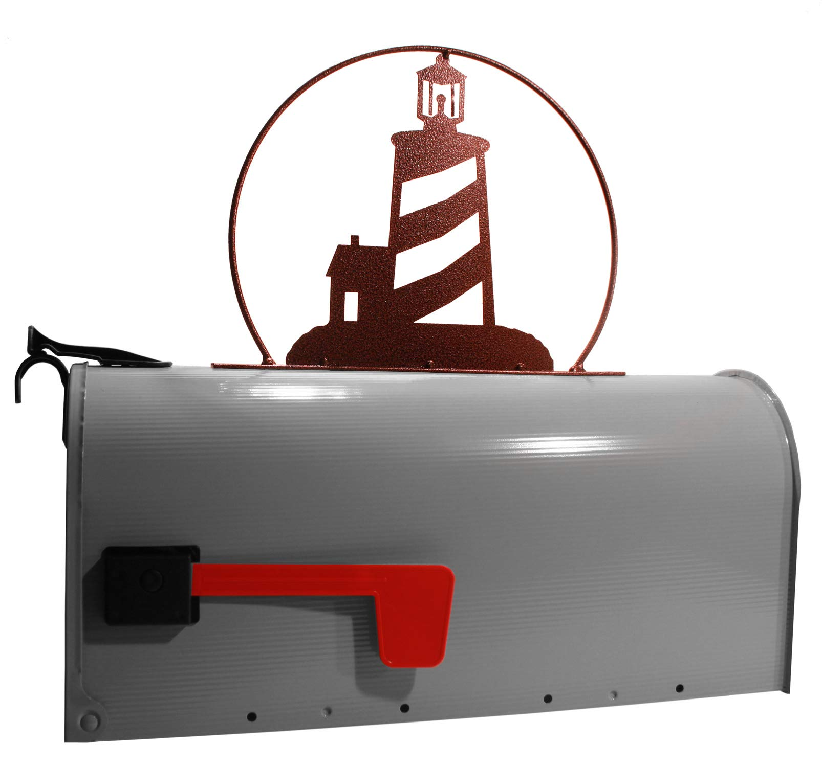 MONTGOMERY INDUSTRIES Lighthouse Mail Box Topper