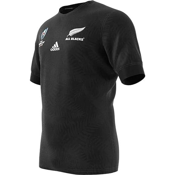 9474e7fcc162e Amazon.com: adidas New Zealand All Blacks Rugby World Cup 2019 Y-3 ...