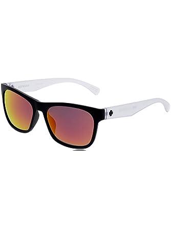 eaf01747ec81 Shade Men Spy Sundowner Matte Black/Matte Crystal: Amazon.co.uk: Clothing