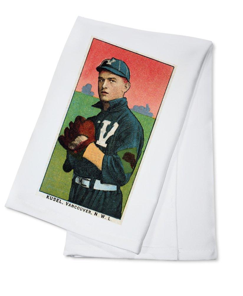 バンクーバーNorthwestern League – Kusel – 野球カード Cotton Towel LANT-23637-TL Cotton Towel  B0184BBHGW