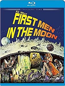 First Men in the Moon [Blu-ray]