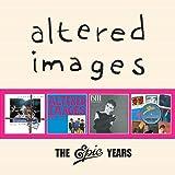THE EPIC YEARS: 4CD BOXSET