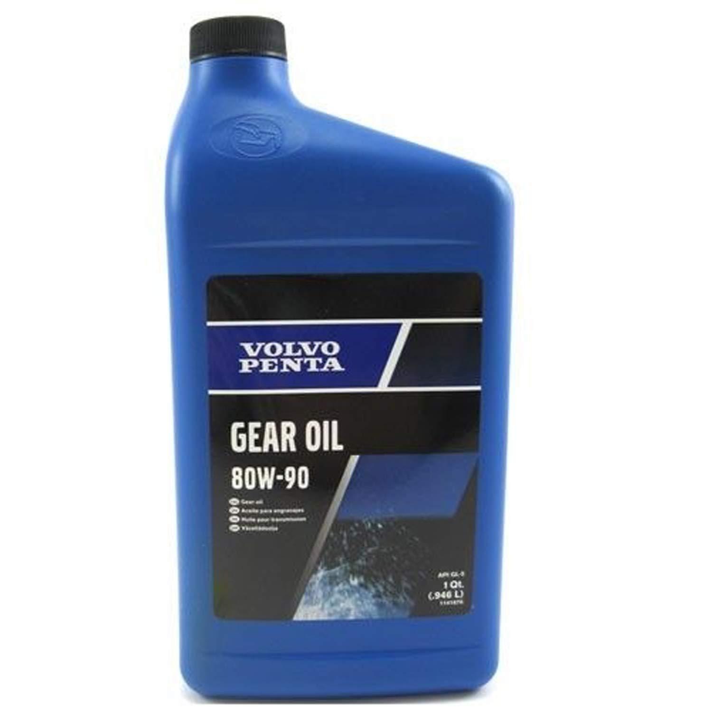 Volvo Penta GL-5 Gear Oil Quart SAE 80W-90 VOL1141676
