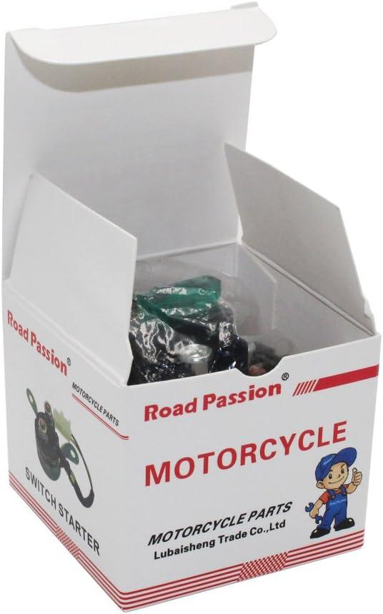 Road Passion Relais De D/émarreur De Sol/éno/ïde pour HONDA FSC600 Silverwing 2002-2013 FSC600A 2003-2013 FSC600D 2003-2010