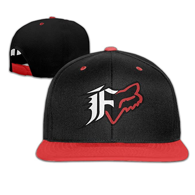 3cadcd7a6fa OHYEYE Kids Custom Fox Racing Adjustable Snapback Caps Hip-hop Baseball Hat  For Kids  Amazon.ca  Clothing   Accessories