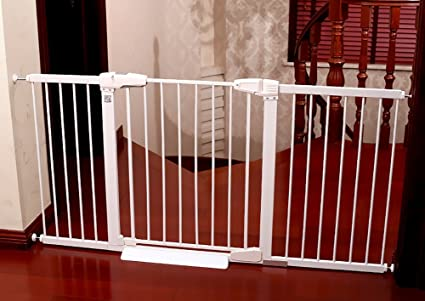 Amazon Com Child Safety Gates 1m Heightened Baby Safety Door