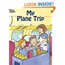 My Plane Trip (Dover Coloring Books)