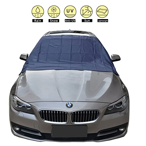 Y # x3010; magnético bordes parabrisas cubierta de nieve y # x3011; Universal coche