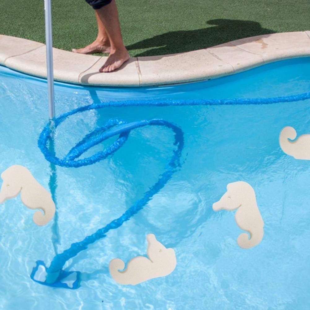 Wartungskit Und Zubeh/ör Verwenden Heoolstranger 10 St/ück /Ölabsorbierender Schwamm F/ür Pool Seepferdchen Spa Schaum Schwamm Schwamm F/ür Schwimmb/äder Zum Schwimmbad-Whirlpools Spa-Filter