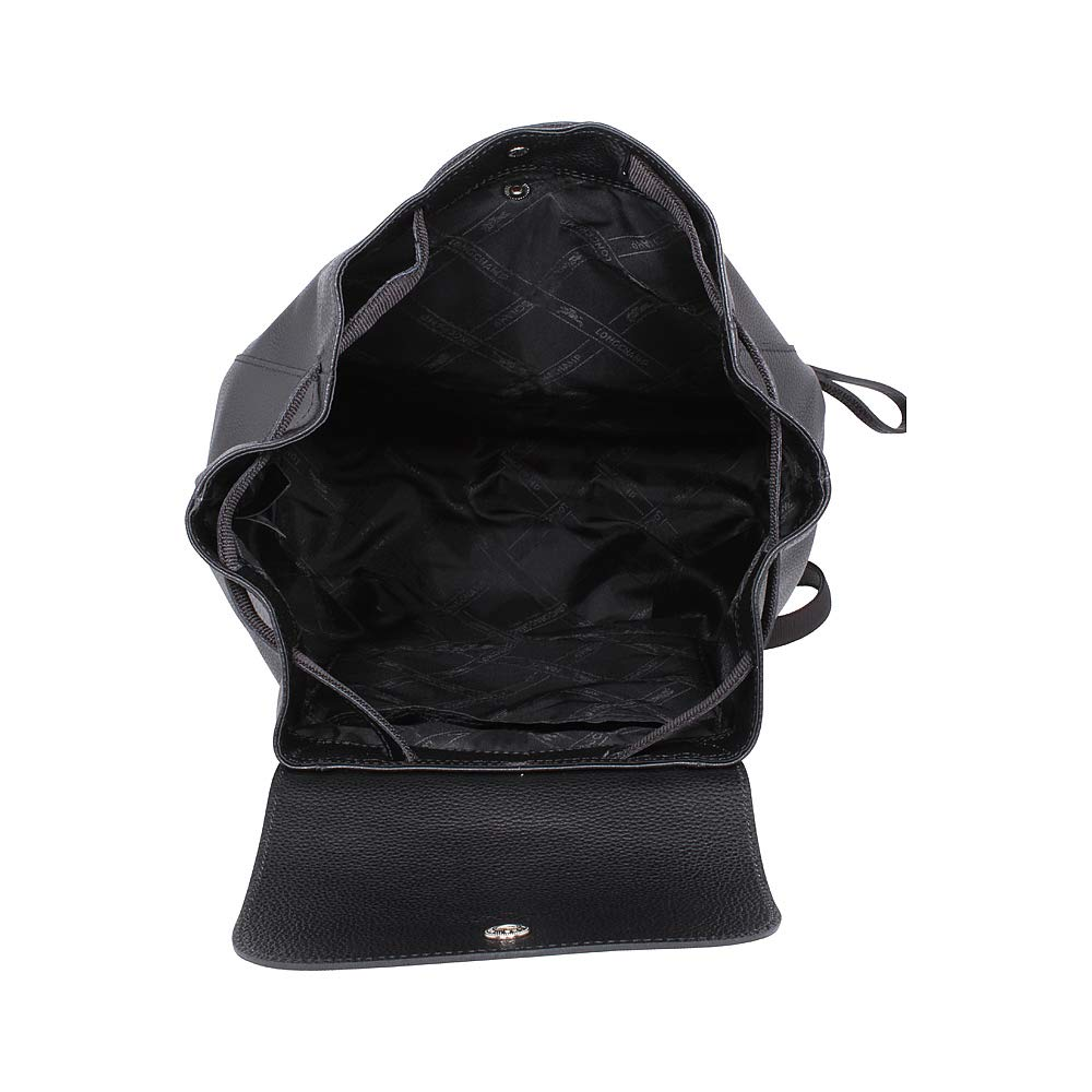 Longchamp Le Foulonne L1550021047 - Mochila de Piel para Mujer: Amazon.es: Relojes