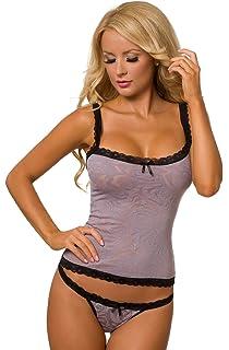 672aa054bf Velvet Kitten 3215 Sinsational Sexy Black Mesh Babydoll Lingerie One ...