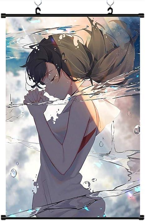 Demon Slayer Kimetsu No Yaiba Tanjirou Kamado Poster Animation Around
