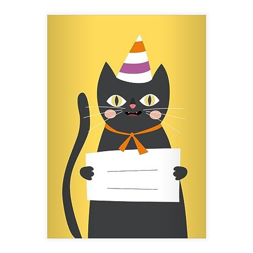 Super dulce gatos DIN A4 Cuaderno escolar, - Cuaderno con ...