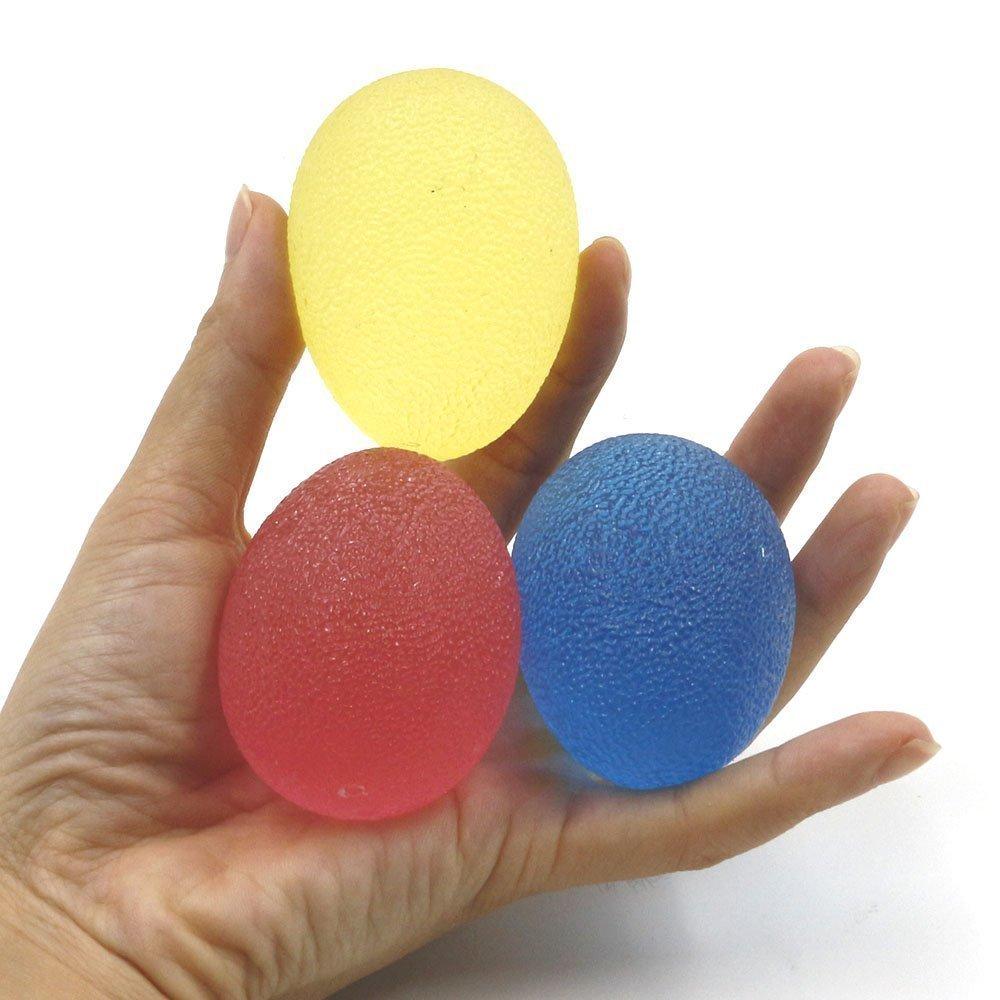 Finger Therapie Griff Kugel 3stk Wiederherstellen Stärkung Hand Handgelenk