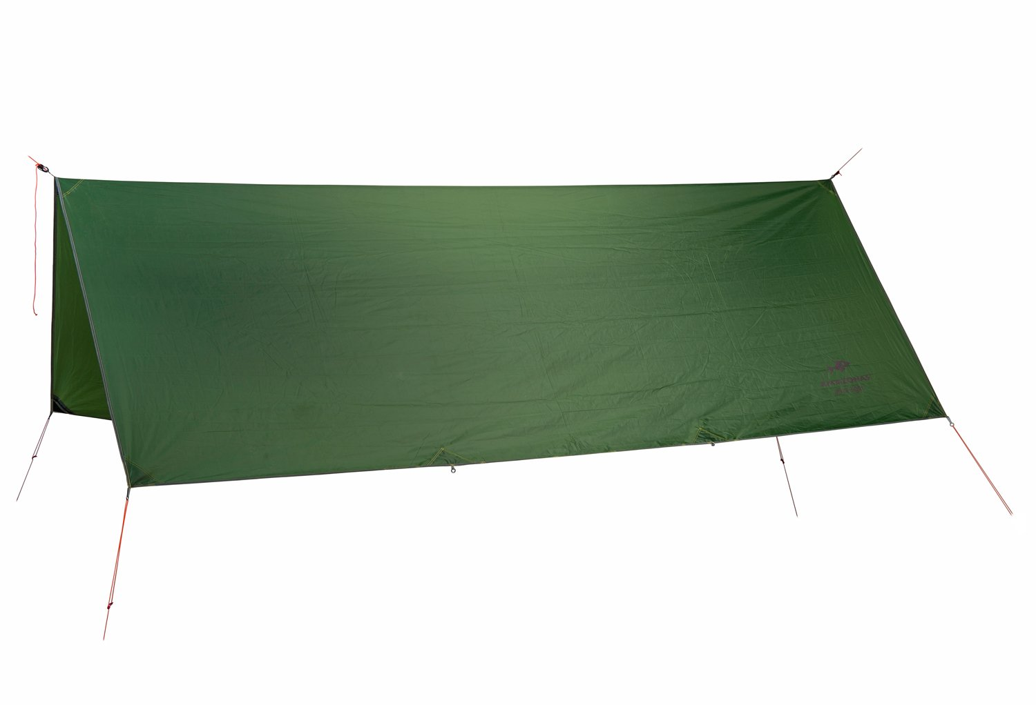 Amazonas Ultra-Light Traveller Tarp XXL Wasserdicht 400 x 300 cm in Grün