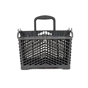 Whirlpool W6-918873 Dishwasher Silverware Basket Genuine Original Equipment Manufacturer (OEM) Part