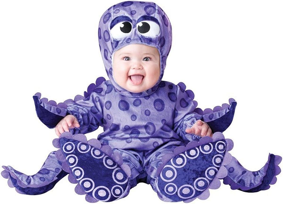 Dress Up Tiny tentáculos disfraz de bebé, 18 – 24 meses: Amazon.es ...