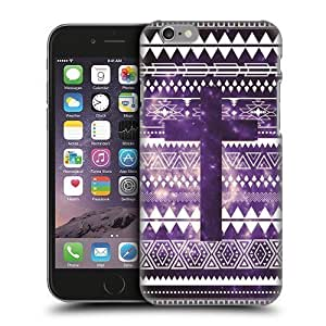 1163907M97631044 Head Case Designs Aztec Cross Nebula Tribal Patterns Protective Snap-on Hard Back Case Cover for Apple iPhone 6 4.7