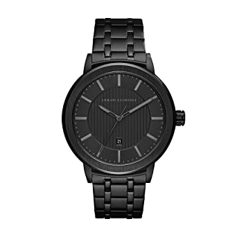Armani Exchange Mens Street Black Watch AX1457
