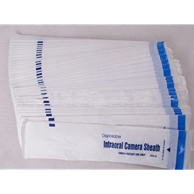 NSKI 50/100/200/500/1000 PCS Hot Sale and Widely Used Intraoral Camera Sleeve Sheath Cover for 5.0 Mega Pixels 6 LED with (200): Beauty