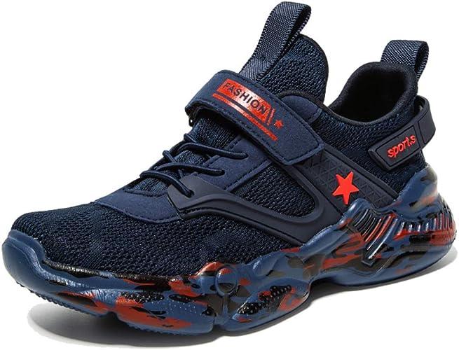 Zapatillas Deportivas Niños,Veluckin Ligero Zapatillas de Running con Velcro Transpirables Casual Zapatos Deporte: Amazon.es: Zapatos y complementos