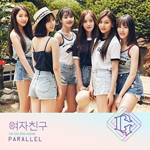 CD : GFRIEND - Parallel (love Version) (Asia - Import)