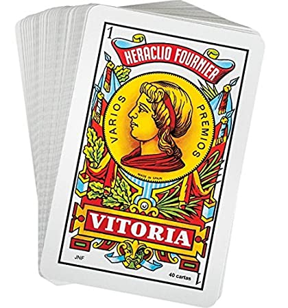 Spanish Playing Cards - 40 Cards