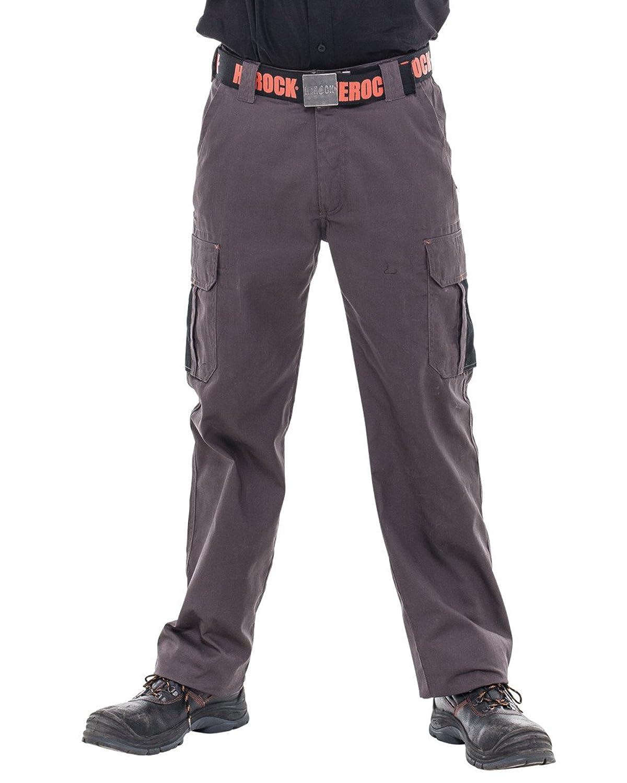 Herock Thor Men's Trousers Colour=Black Size=44
