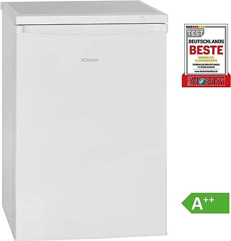 se connecter sortie de gros économies fantastiques Bomann GS 2186 Congélateur A + +/141 kWh/an weiß: Amazon.fr ...